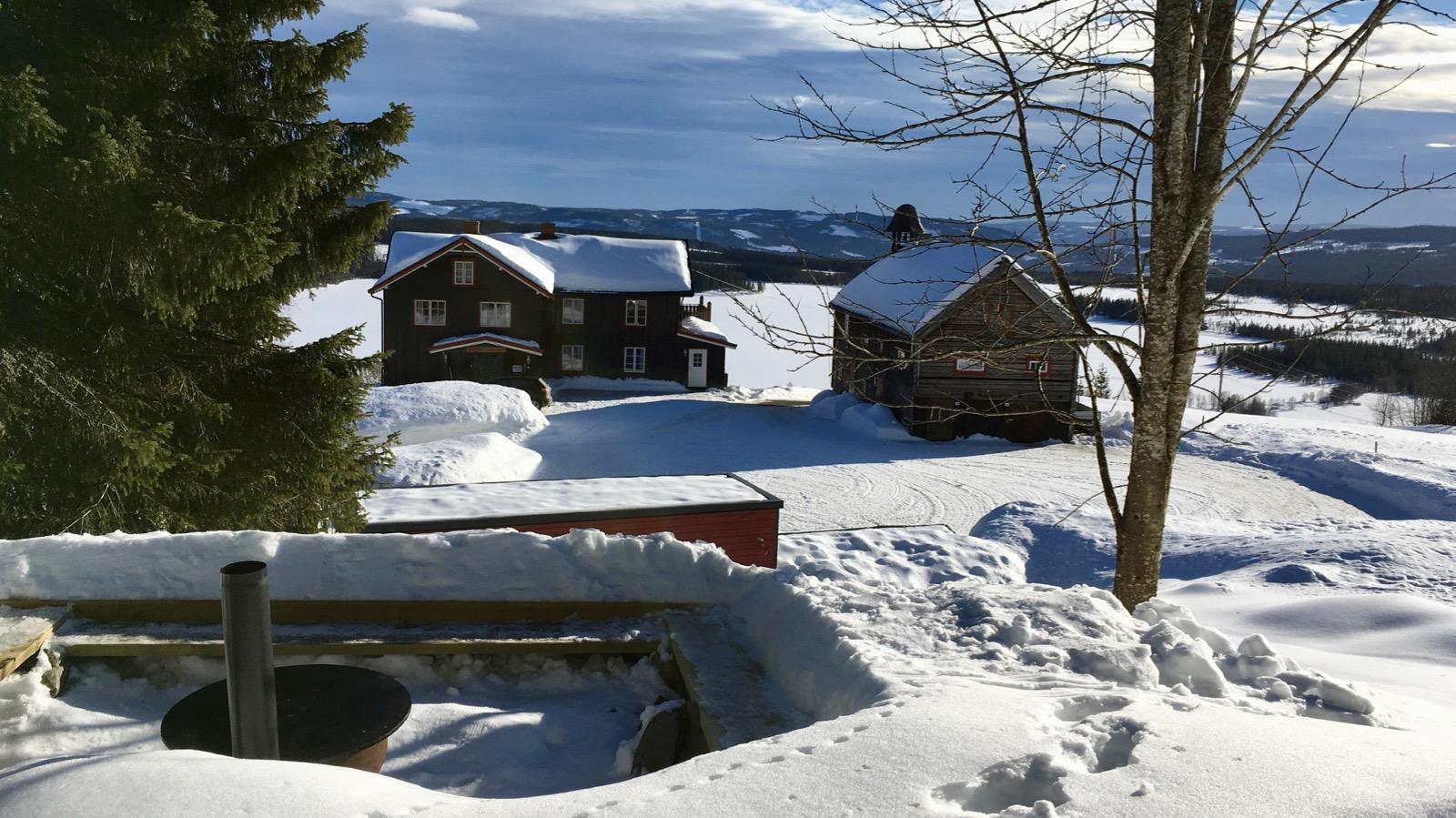 Ullsaker Panorama