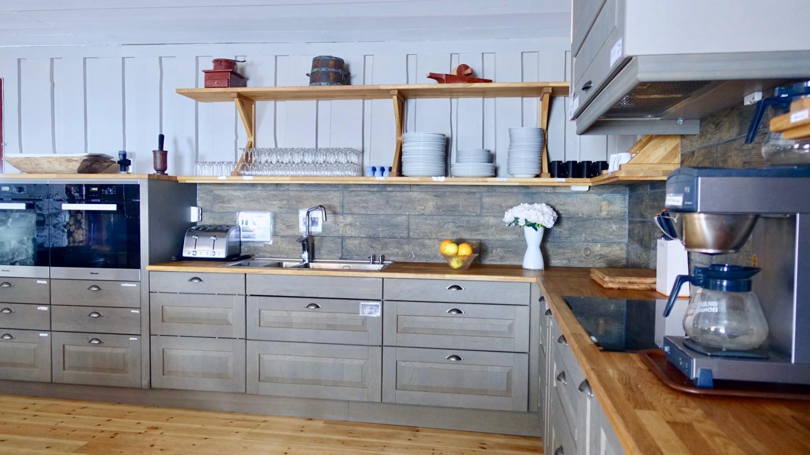 Kjøkken til leie på Ullsaker Panorama