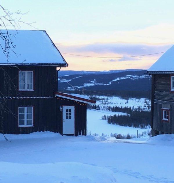 Stor hytte til leie i vinterferien 2019, Synnfjellområdet