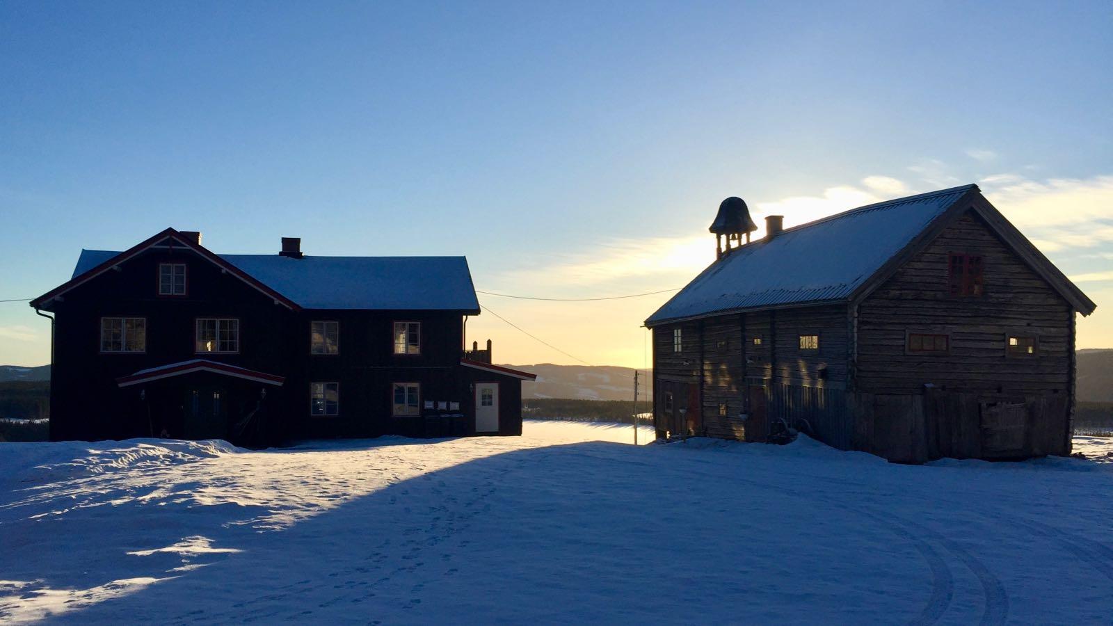 Ullsaker - 2 hus som hytteutleie