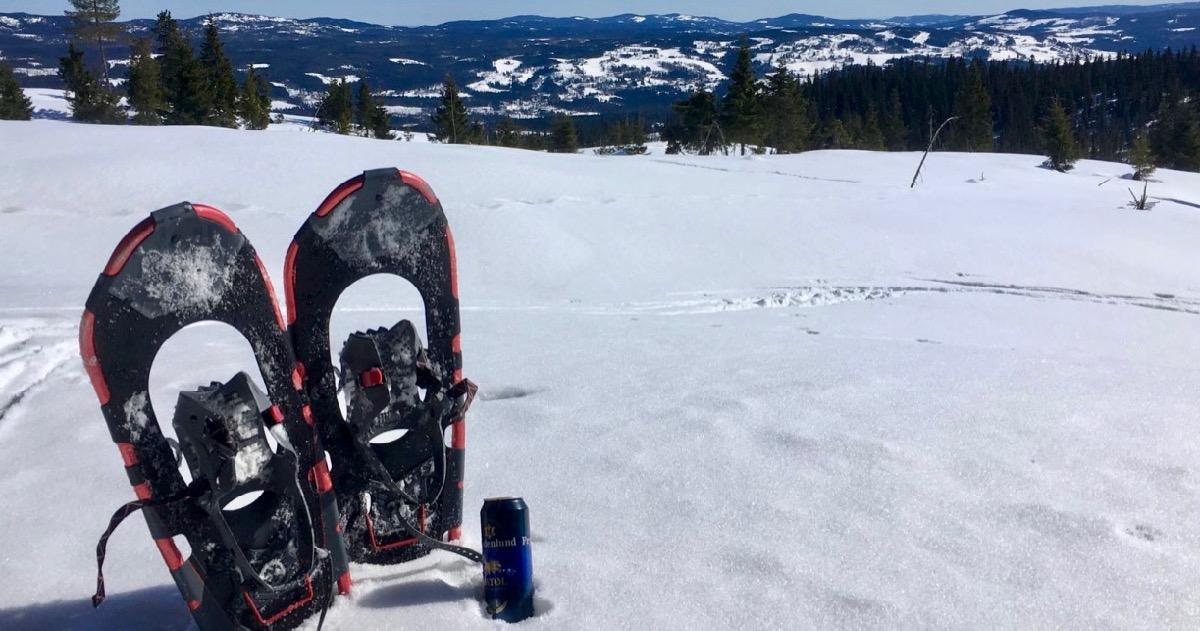 Vinteraktiviteter: truger
